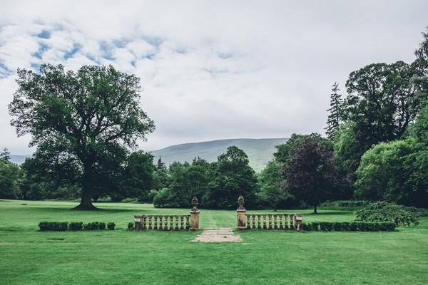 Culcreach Castle Hotel grounds