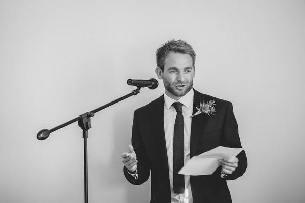 Best man speech