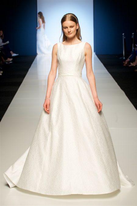 Agatha Wedding Dress from the Alan Hannah Veritas 2018 Collection