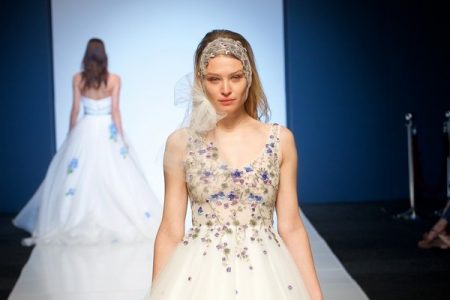 Alan Hannah Veritas 2018 Bridal Collection - Enchanted Garden Dress
