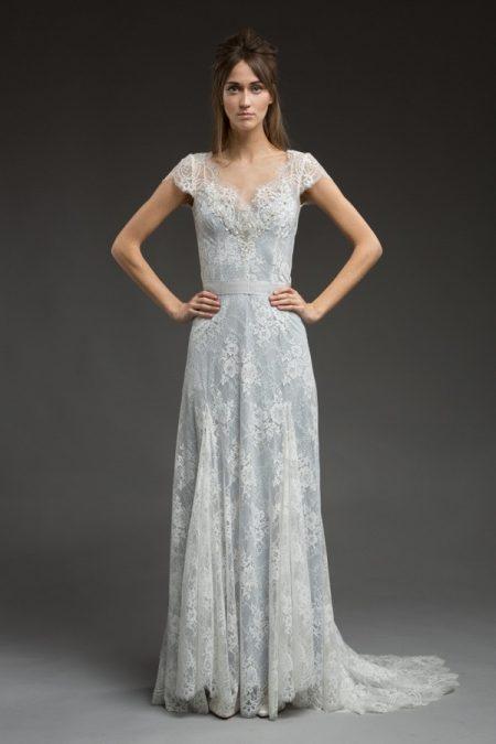 Alaska Wedding Dress from the Katya Katya Shehurina Morning Mist 2017-2018 Collection