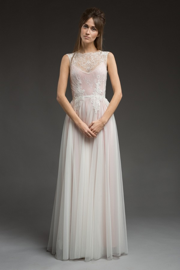 Aleksa Wedding Dress from the Katya Katya Shehurina Morning Mist 2017-2018 Collection