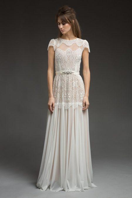 Avery Wedding Dress from the Katya Katya Shehurina Morning Mist 2017-2018 Collection