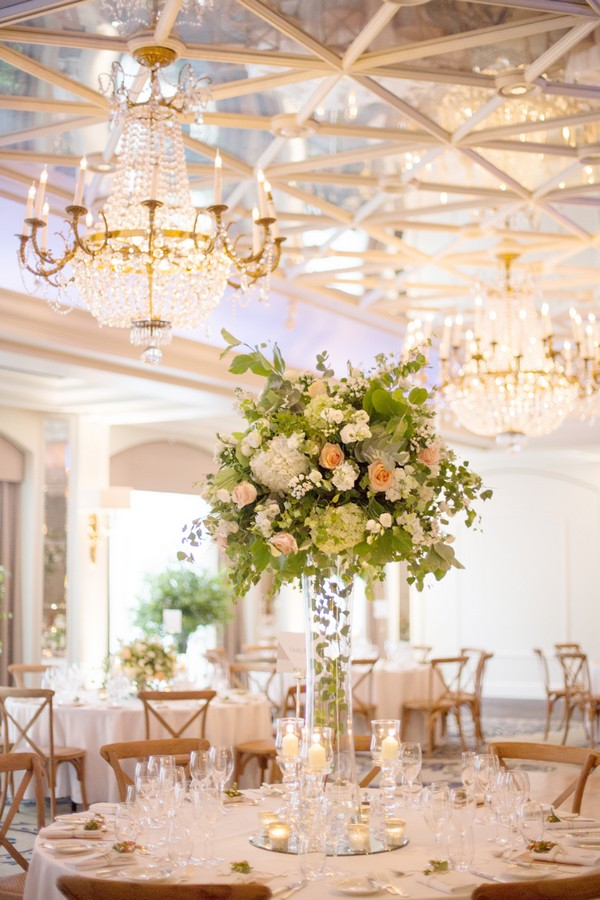 Ballroom Wedding Planned by Lamare London