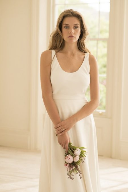 Bea Wedding Dress from the Andrea Hawkes 2018 Collection