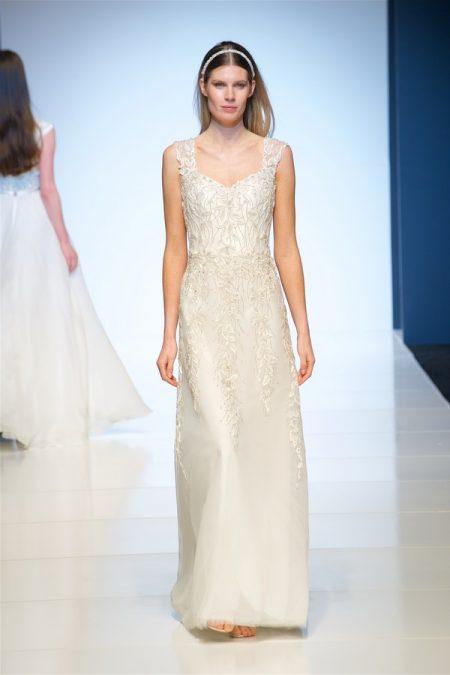 Bernice Wedding Dress from the Alan Hannah Veritas 2018 Collection