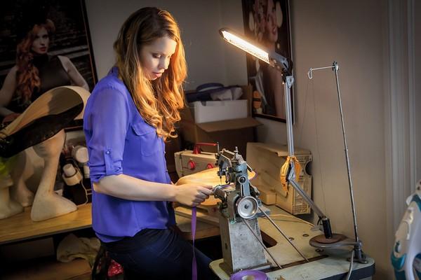 Beverley Edmondson Stitching