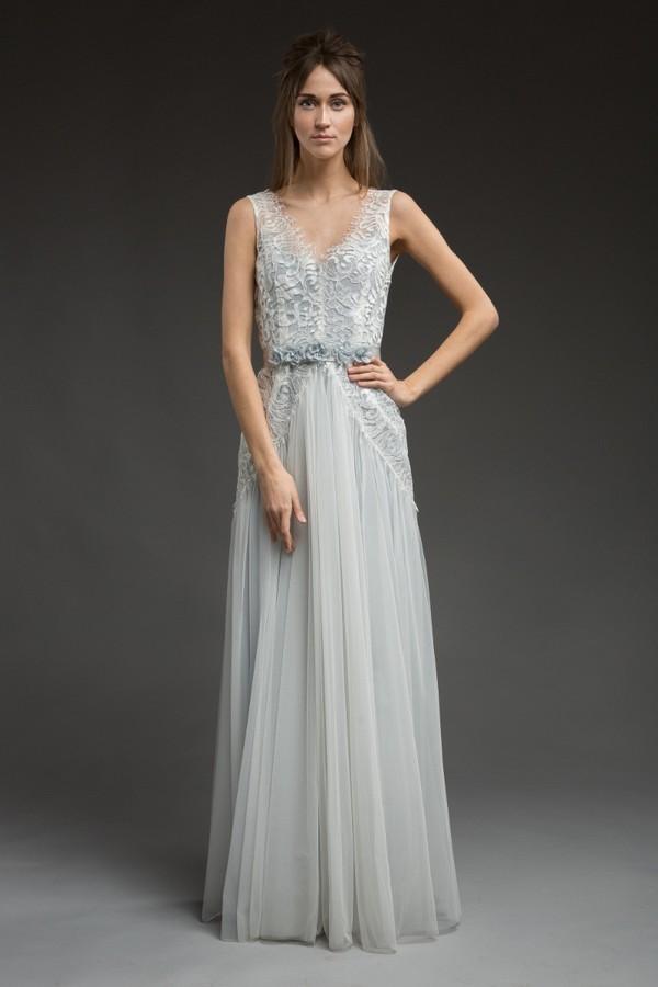 Bluebelle Wedding Dress from the Katya Katya Shehurina Morning Mist 2017-2018 Collection
