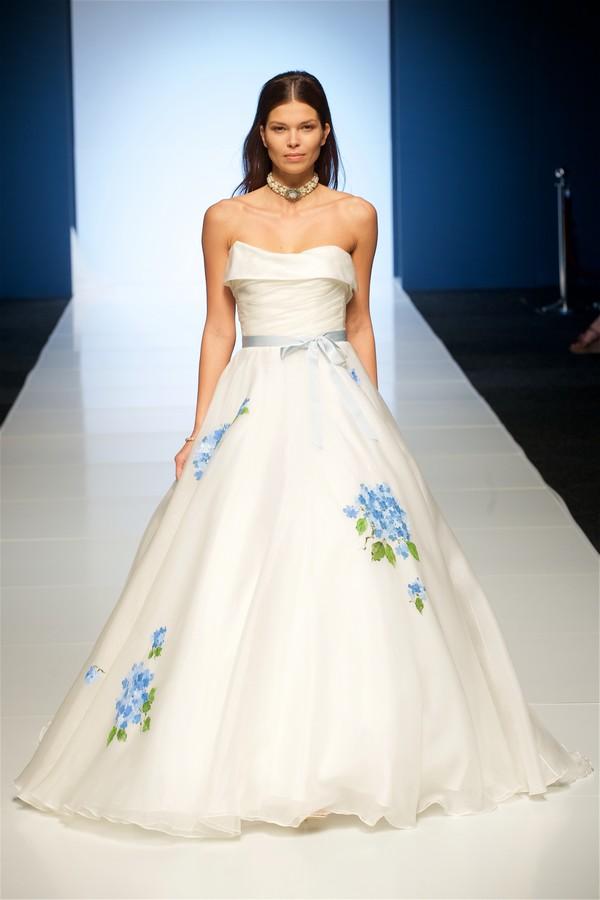 Candice Wedding Dress from the Alan Hannah Veritas 2018 Collection