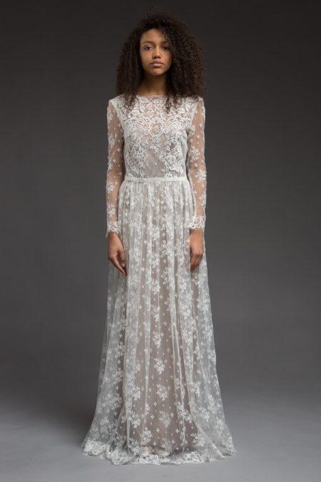 Cara Wedding Dress from the Katya Katya Shehurina Morning Mist 2017-2018 Collection