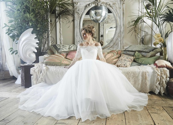 Charlotte Balbier Bohemian Blush 2018 - Sasha dress