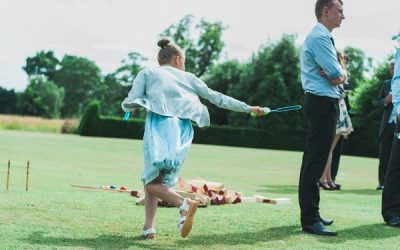 10 Ways to Keep Children Entertained at a Wedding