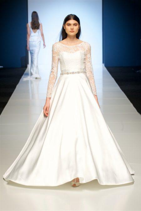 Dorothea Wedding Dress from the Alan Hannah Veritas 2018 Collection