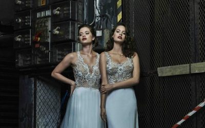 Elbeth Gillis Mystique 2018 Bridal Collection
