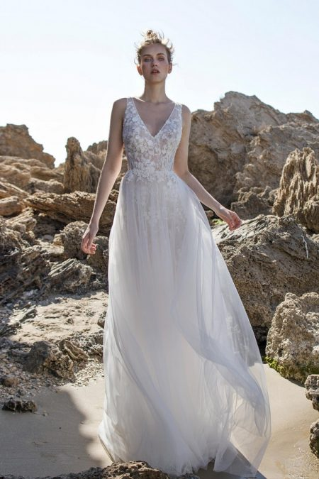 Emilia Wedding Dress from Limor Rosen Free Spirit 2018 Collection