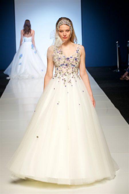 Enchanted Garden Wedding Dress from the Alan Hannah Veritas 2018 Collection
