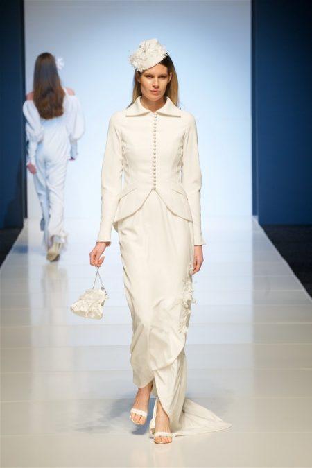 Erica Wedding Dress from the Alan Hannah Veritas 2018 Collection