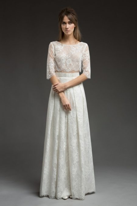 Faith Wedding Dress from the Katya Katya Shehurina Morning Mist 2017-2018 Collection