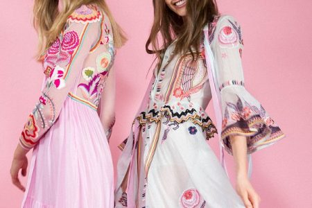 Floral Wedding Dresses by Temperley