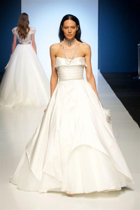 Gabriella Wedding Dress from the Alan Hannah Veritas 2018 Collection