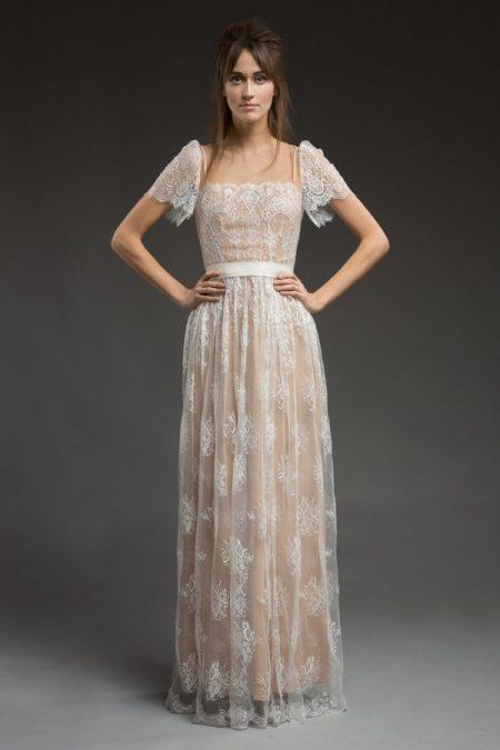 Godiva Wedding Dress from the Katya Katya Shehurina Morning Mist 2017-2018 Collection