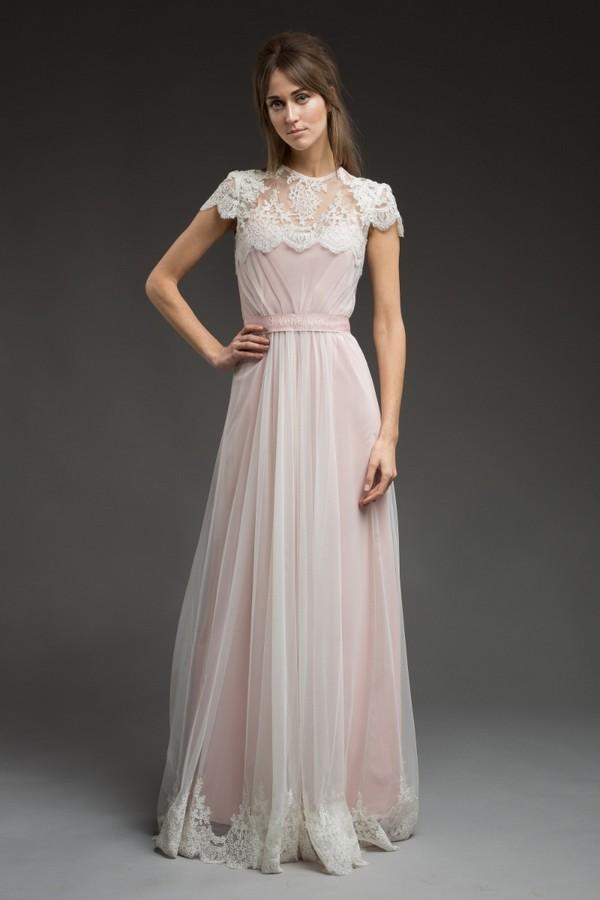 Harper Wedding Dress from the Katya Katya Shehurina Morning Mist 2017-2018 Collection