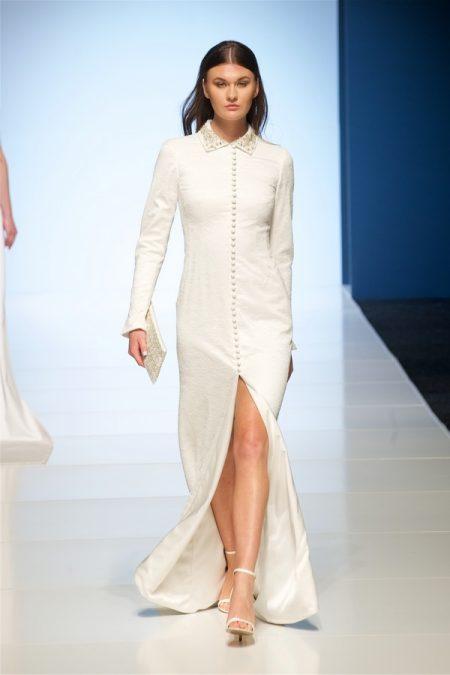Irina Wedding Dress from the Alan Hannah Veritas 2018 Collection