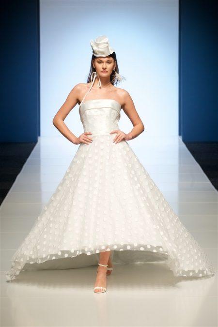 Katia Wedding Dress from the Alan Hannah Veritas 2018 Collection