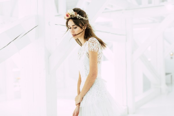 Katya Katya Shehurina Morning Mist 2017-2018 - Cyrene Dress