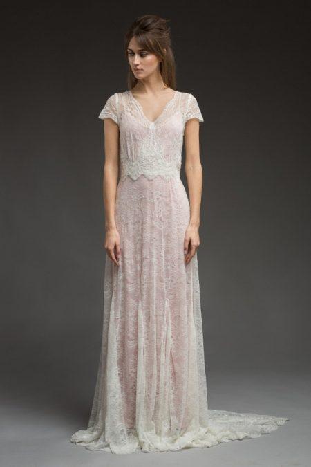 Mimosa Wedding Dress from the Katya Katya Shehurina Morning Mist 2017-2018 Collection