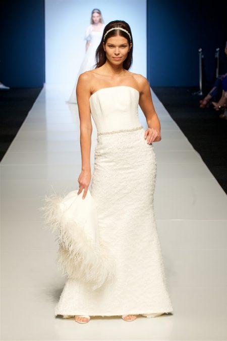 Nadia Wedding Dress from the Alan Hannah Veritas 2018 Collection