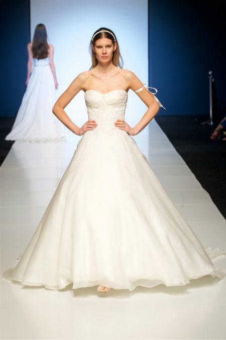 Odelia Wedding Dress from the Alan Hannah Veritas 2018 Collection