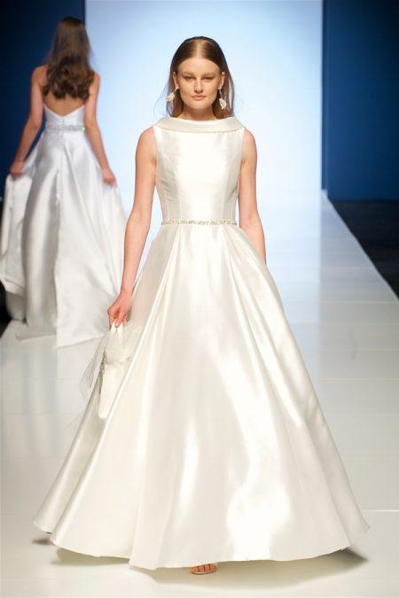 Petra Wedding Dress from the Alan Hannah Veritas 2018 Collection