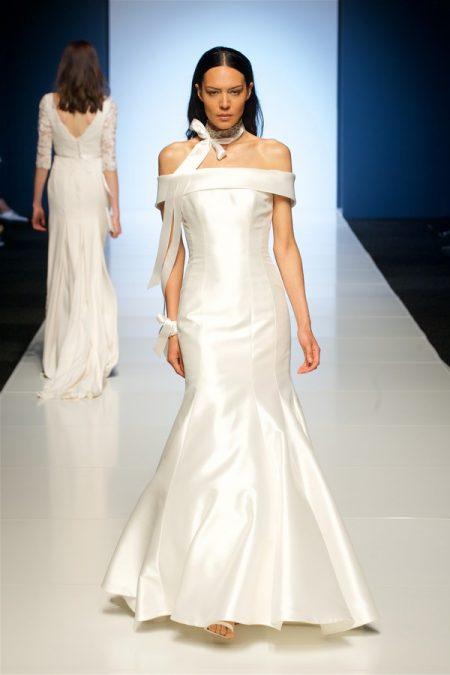 Pippa Wedding Dress from the Alan Hannah Veritas 2018 Collection