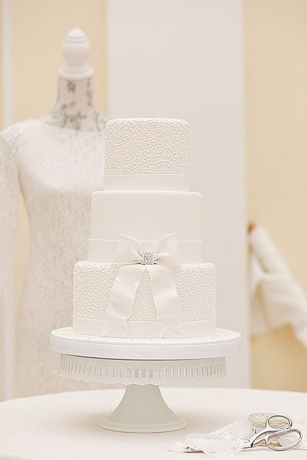 Raquel Wedding Cake by GC Couture