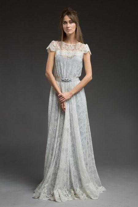 River Wedding Dress from the Katya Katya Shehurina Morning Mist 2017-2018 Collection