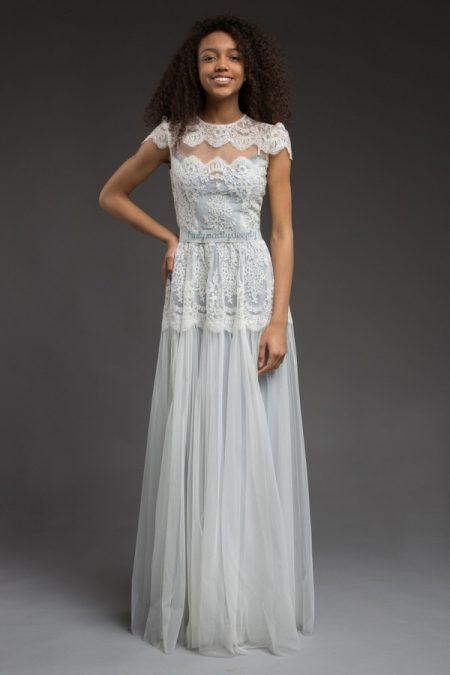 Saga Wedding Dress from the Katya Katya Shehurina Morning Mist 2017-2018 Collection