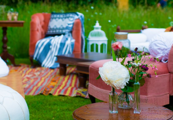 Simple Table Flowers