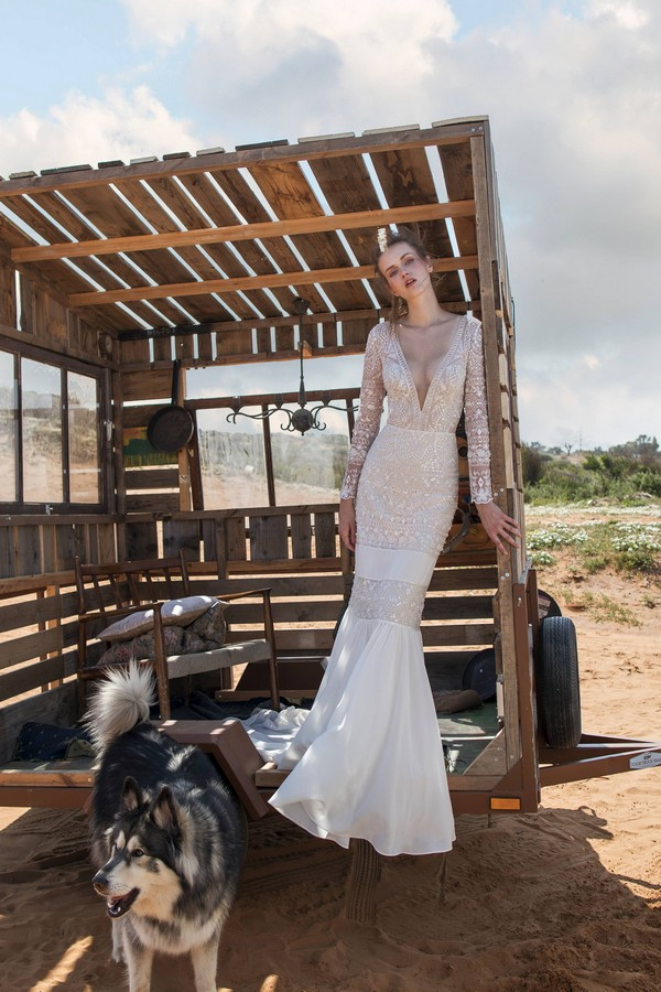 Spencer Wedding Dress from Limor Rosen Free Spirit 2018 Collection