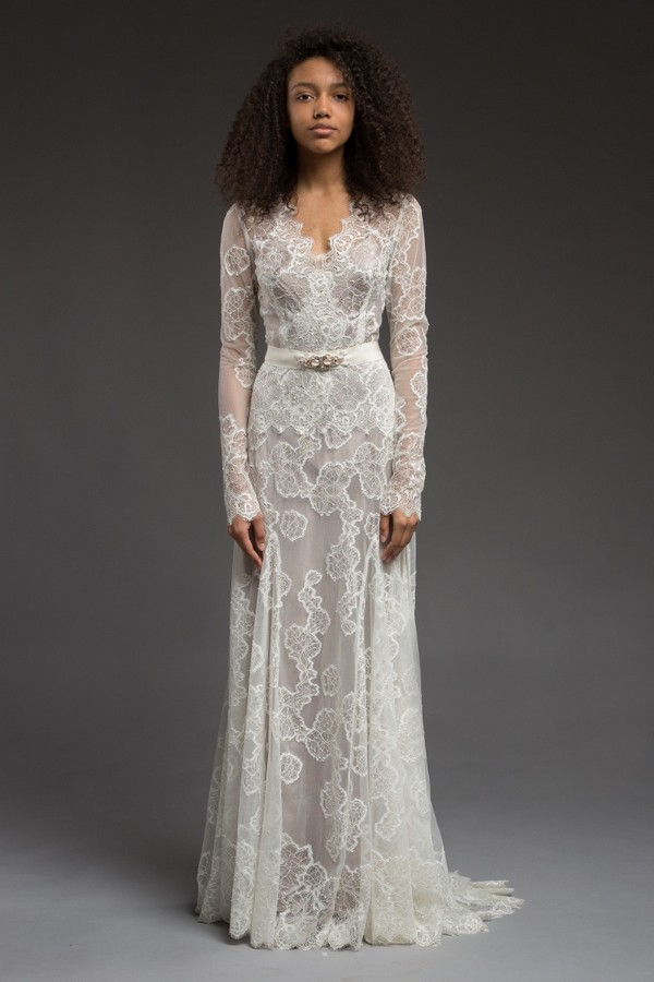 Symphony Wedding Dress from the Katya Katya Shehurina Morning Mist 2017-2018 Collection