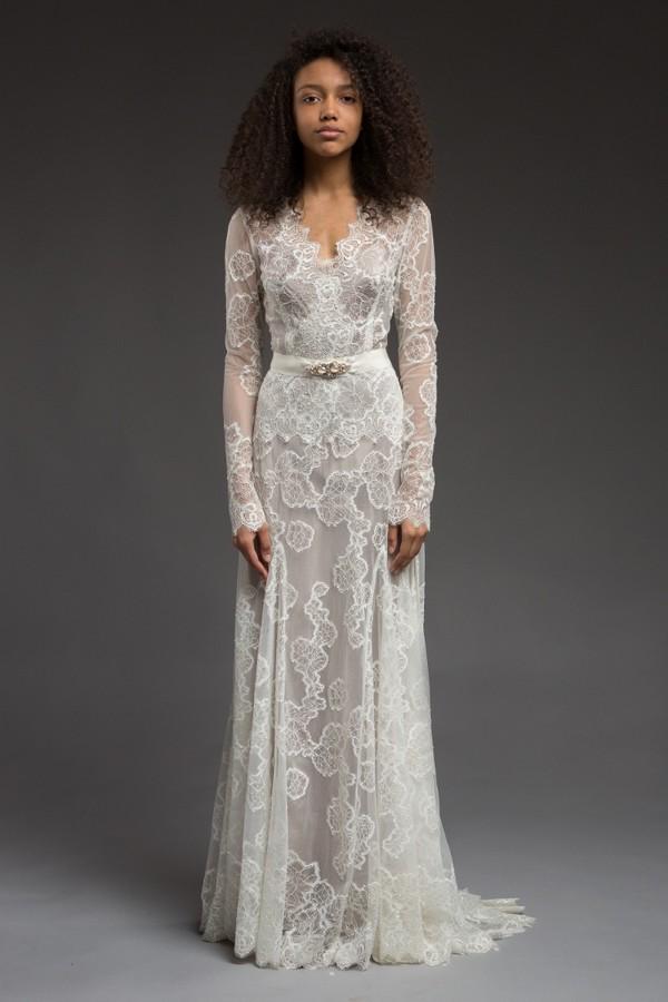 Symphony Wedding Dress from the Katya Katya Shehurina Morning Mist 2017-2018 Collection