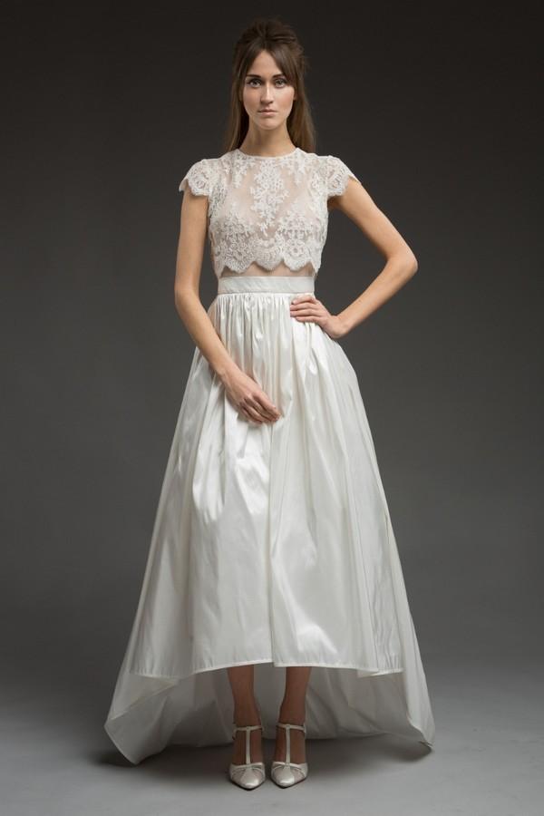 Tamara Wedding Dress from the Katya Katya Shehurina Morning Mist 2017-2018 Collection