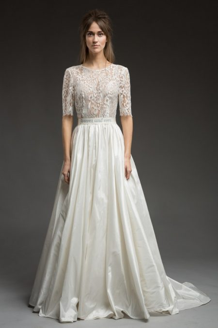 Tess Wedding Dress from the Katya Katya Shehurina Morning Mist 2017-2018 Collection