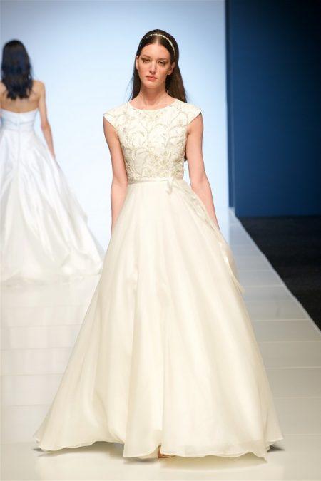 Tyler Wedding Dress from the Alan Hannah Veritas 2018 Collection