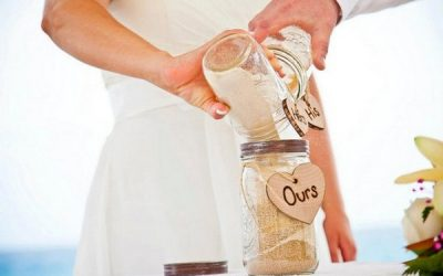 Ways to Involve Children in Your Wedding – The Sand Ceremony