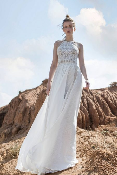 Whitney Wedding Dress from Limor Rosen Free Spirit 2018 Collection