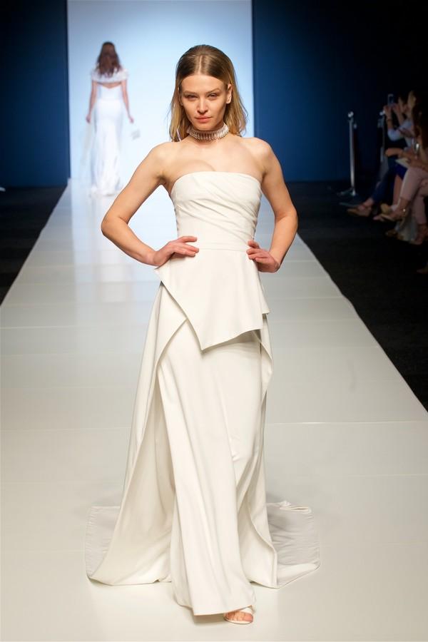 Xenia Wedding Dress from the Alan Hannah Veritas 2018 Collection