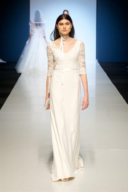 Ynes Wedding Dress from the Alan Hannah Veritas 2018 Collection