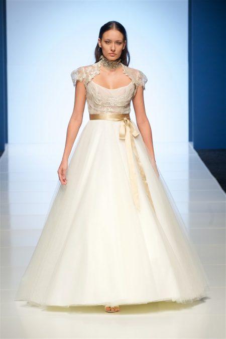 Yolanda Wedding Dress from the Alan Hannah Veritas 2018 Collection