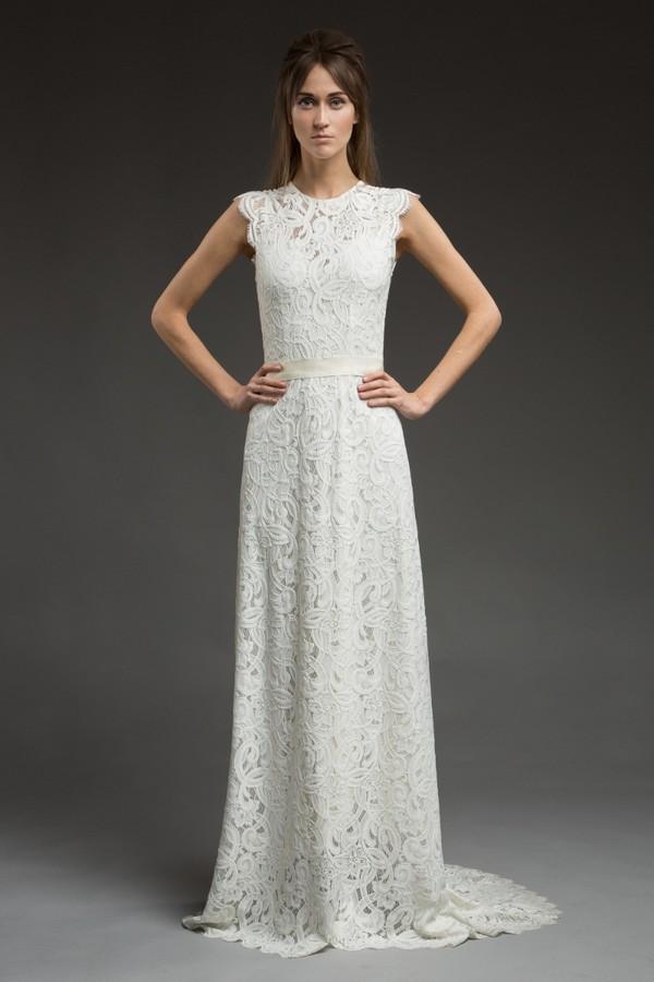 Zeva Wedding Dress from the Katya Katya Shehurina Morning Mist 2017-2018 Collection
